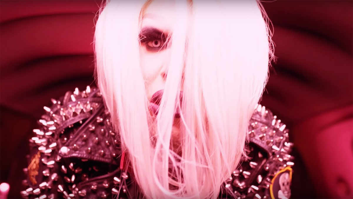 Sharon Needles - 666