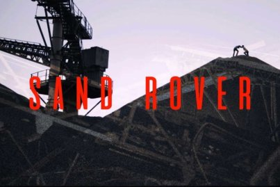 Spitzer - Sand Rover