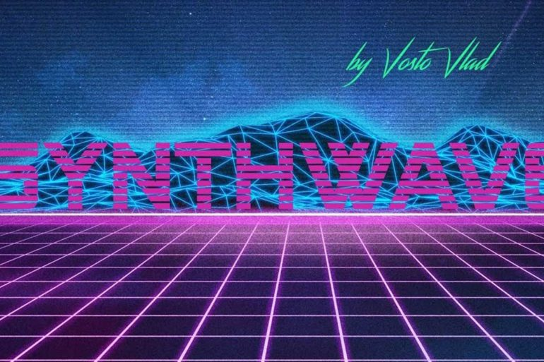 A Synthwave Documentary by Vosto Vlad