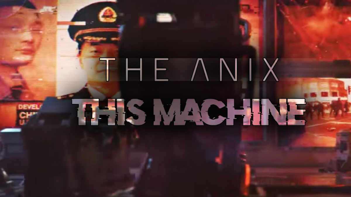 The Anix - This Machine