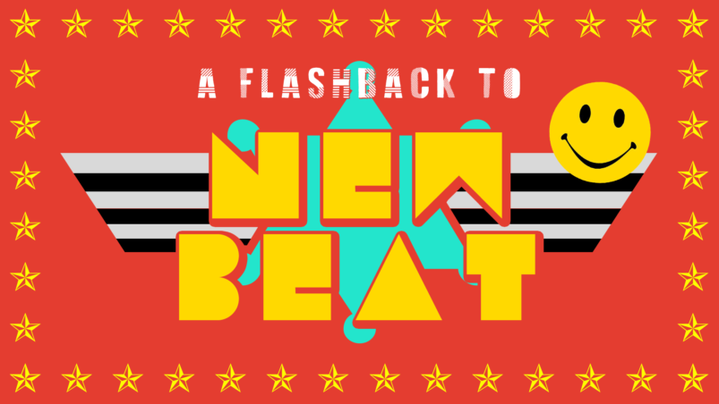 A flashback to New Beat