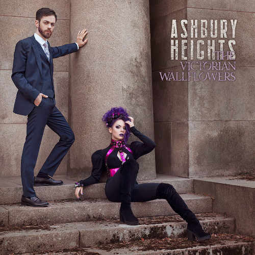 Ashbury Heights - The Victorian Wallflowers - Upcoming album