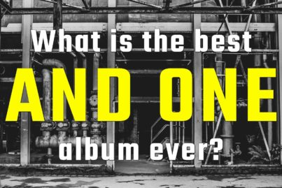 What is the best And One album ever?