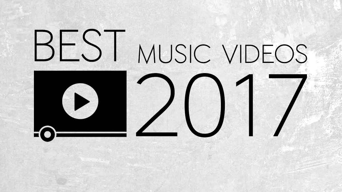 Header - Best music videos 2017