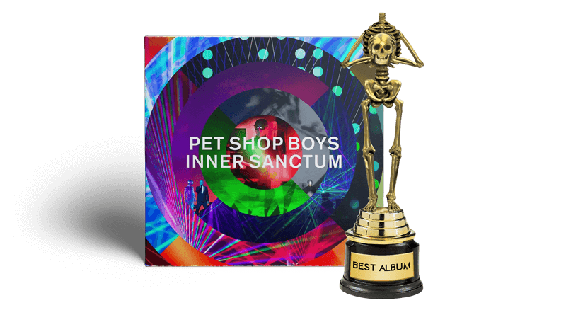 Best Album 2019 - Pet Shop Boys - Inner Sanctum