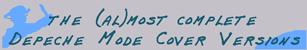 Depechemodecovers.com logo