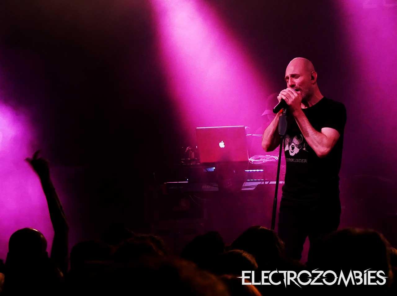 DE/VISION live at Pluswelt Festival
