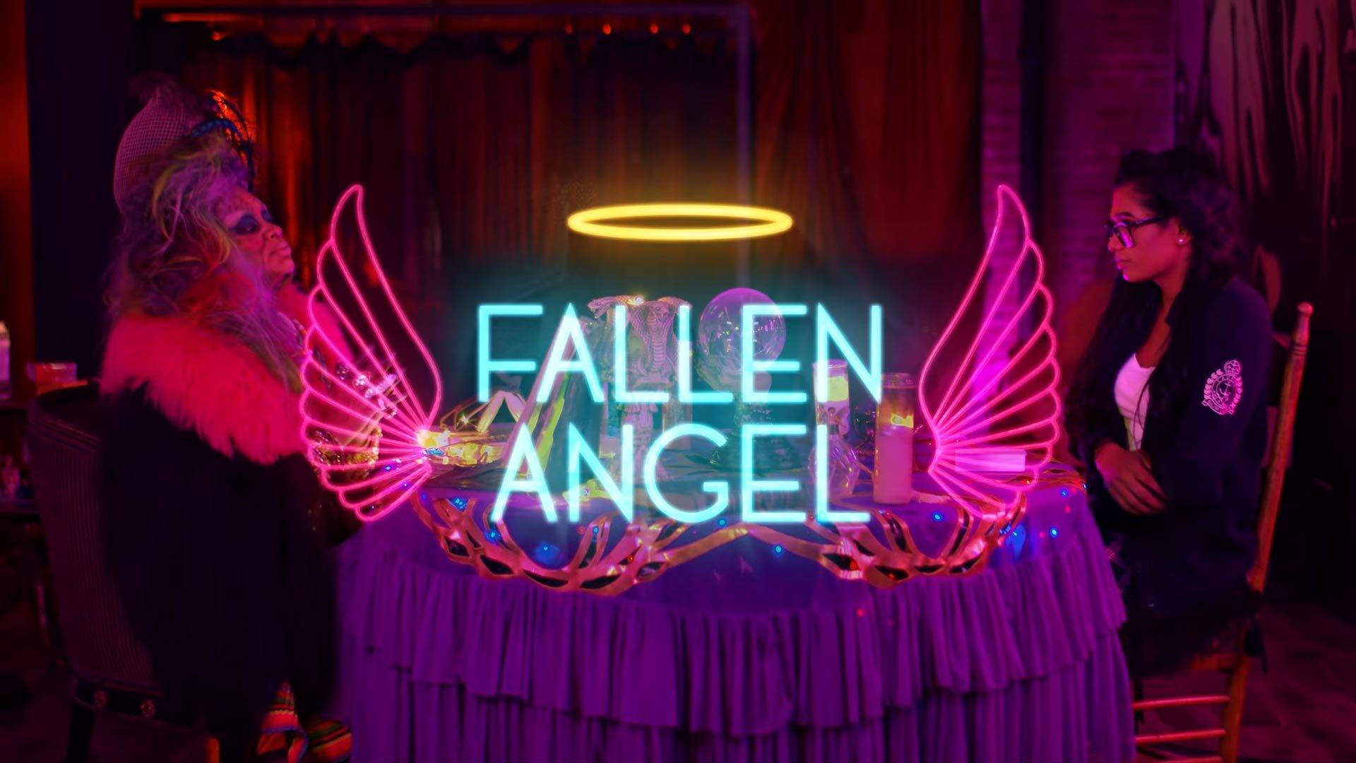 erasure fallen angel