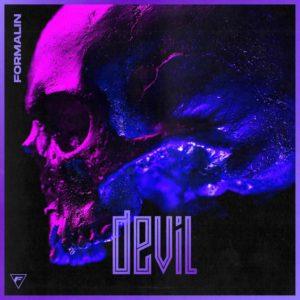 Formalin - Devil - Cover Artwork