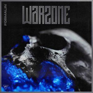 Formalin - Warzone - Cover Artwork