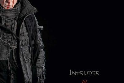 Gary Numan - Intruder (Album cover)