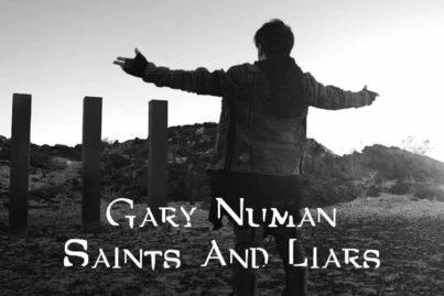 Gary Numan - Saints and Liars
