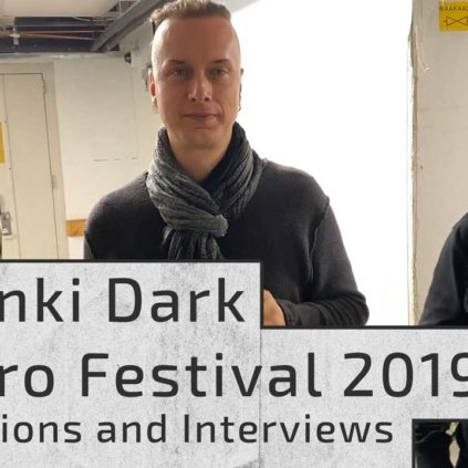 Helsinki Dark Electro Festival 2019 - Impressions and interviews
