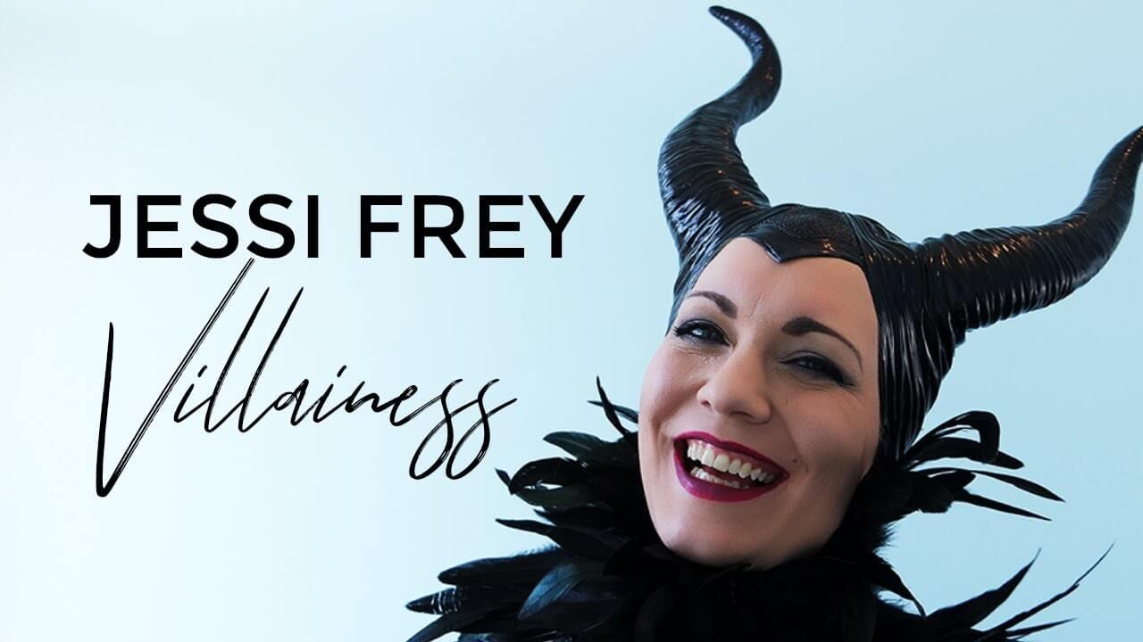 Jessi Frey - Villainess