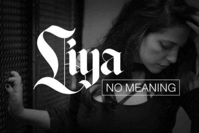 Liya - No Meaning