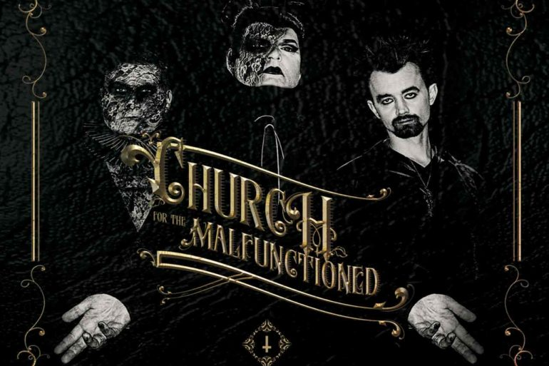 Massive Ego - Church For The Malfunctioned