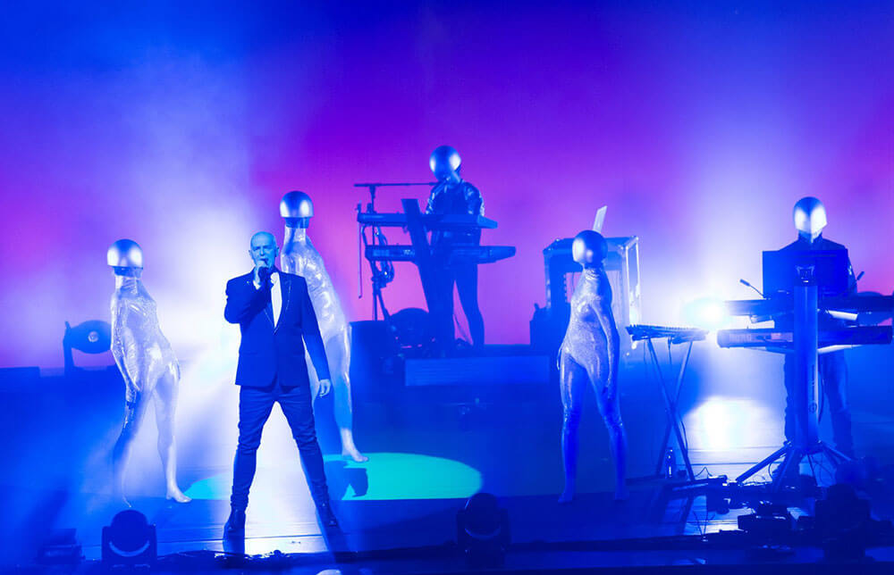 Pet Shop Boys - Inner Sanctum (Live in London 2016)