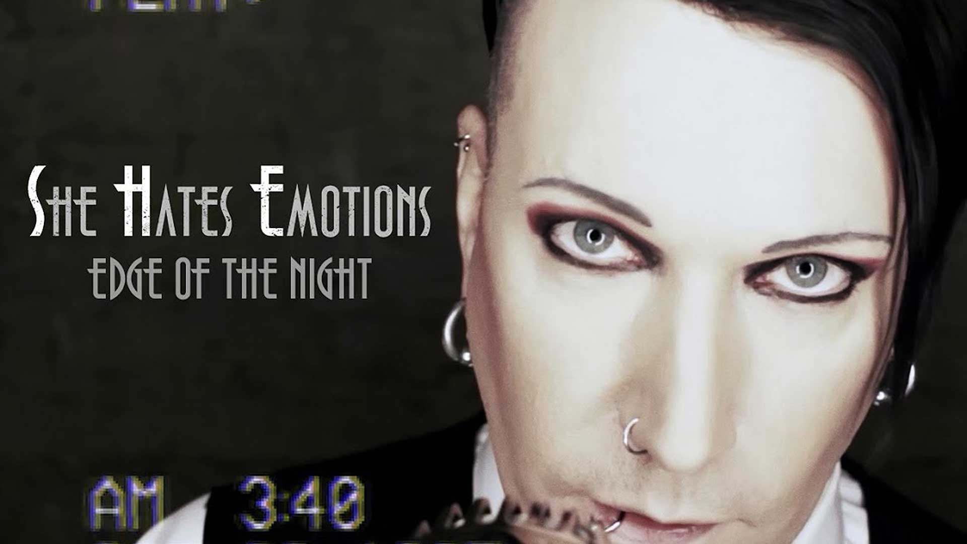 She Hates Emotions - Edge Of The Night