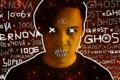 Supernova 1006 - Ghost Ghost
