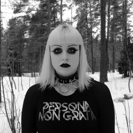 Suzi Sabotage - Persona Non Grata
