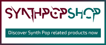 Synthpop Shop Mobile Banner