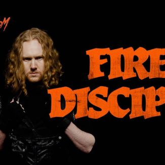 The Brides Of The Black Room - Fire Disciple