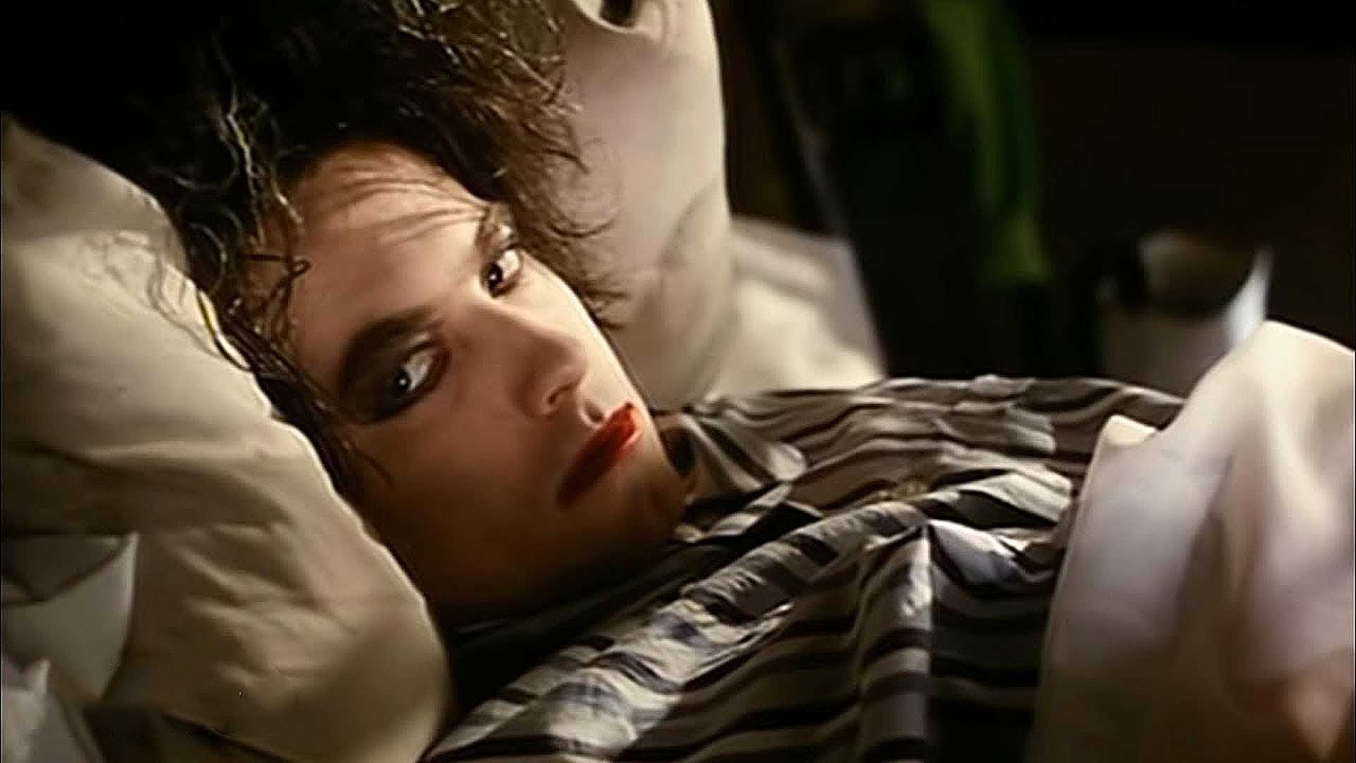 the cure lullaby