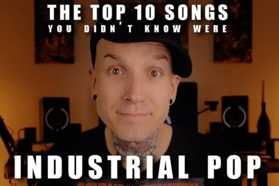 Top 10 Songs You Didn't Know Were Industrial Pop