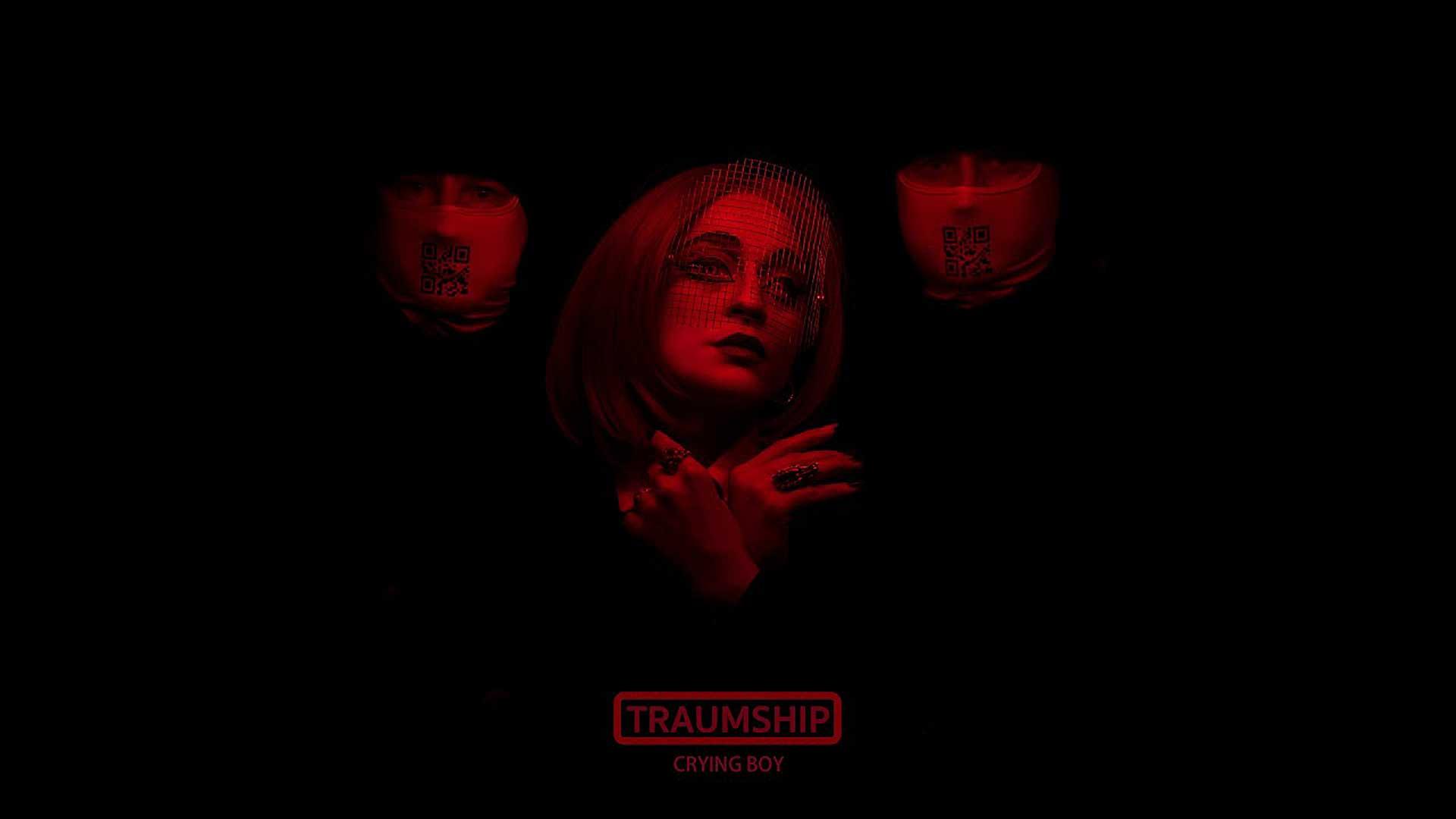 Traumship - Crying Boy