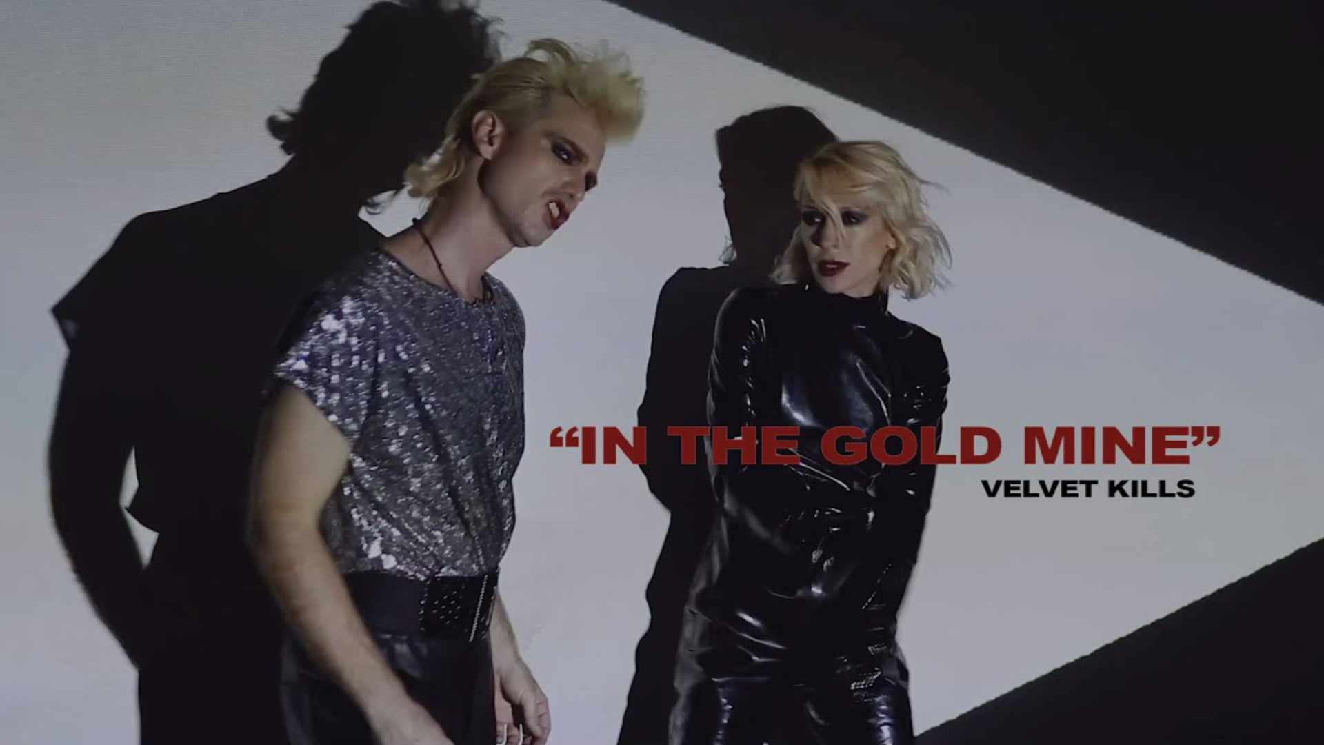 Velvet Kills - In The Gold Mine