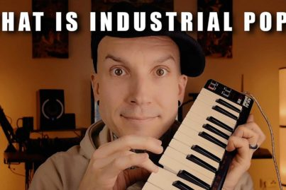 What is Industrial Pop?